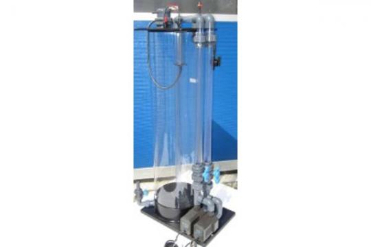 REACTEUR CALCAIRE A LIT FLUIDISE PF 1370 (Sans électrovanne) -