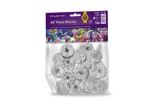 AQUAFOREST AF FRAGS ROCKS 24 pcs