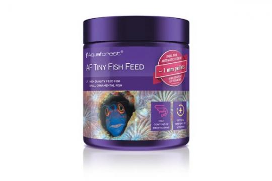 AQUAFOREST AF TINY FISH FEED 120 g