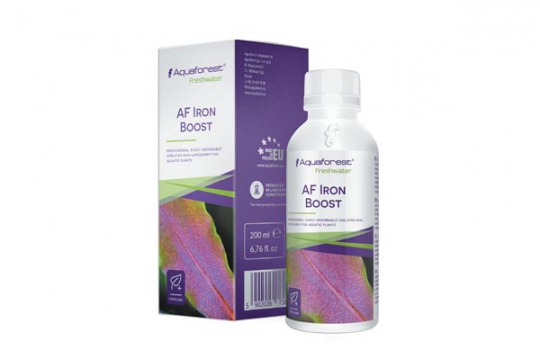 AQUAFOREST AF IRON BOOST 200 ml
