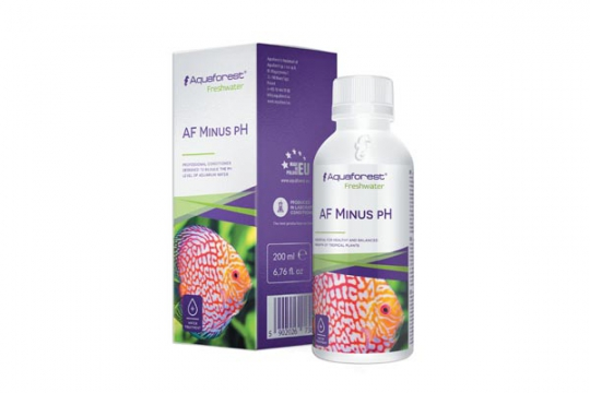 AQUAFOREST AF MINUS PH 200 ml