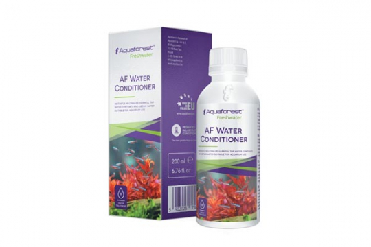 AQUAFOREST AF WATER CONDITIONER 200 ml