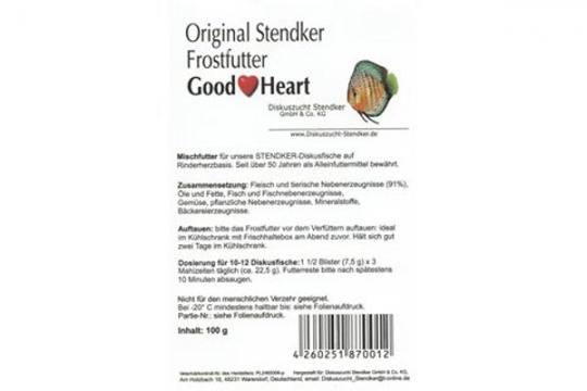 STENDKER CONGELE GOOD HEART BLISTER 100 gr