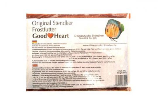 STENDKER CONGELE GOOD HEART PLAQUE 500 gr