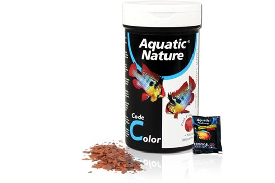 AQUATIC NATURE CODE COLOR FLAKE 320 ml / 50 g