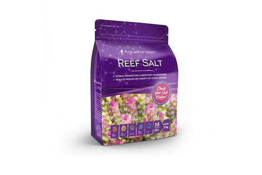 AQUAFOREST REEF SALT 2 kg