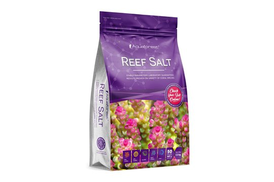 AQUAFOREST SEL REEF SALT 7,5 kg bag