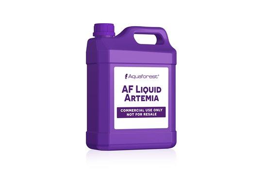 AQUAFOREST LIQUID ARTEMIA 2 litres COMMERCIAL