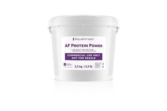 AQUAFOREST AF PROTEIN POWER 2,5 kg COMMERCIAL