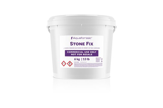 AQUAFOREST STONE FIX 6 kg COMMERCIAL