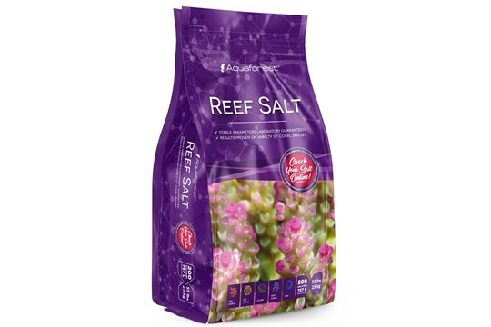 AQUAFOREST SEL REEF SALT 25 kg bag
