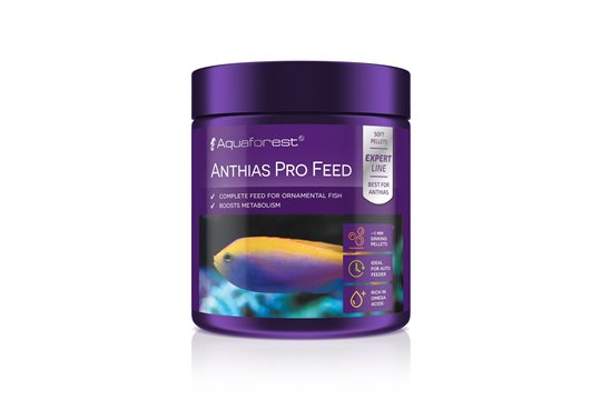 AQUAFOREST ANTHIAS PRO FEED 120 g