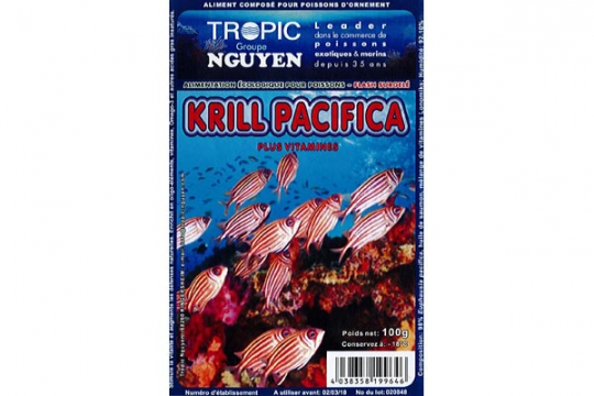 Krill Pacifica 100g Blister