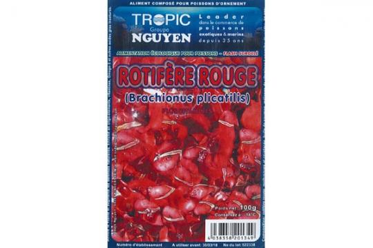 Rotifères (Brachionus plicatilis) 100 gr Blister