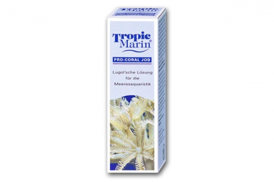 PRO-CORAL IODINE TROPIC MARIN 50 ml bouteille