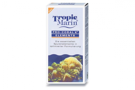 PRO-CORAL K+ ELEMENTS TROPIC MARIN 200 ml bouteille