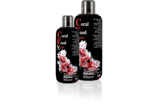 CORAL FOOD X-PRO 500 ML AQUATIC NATURE