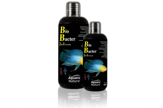 BIO BACTER 2 EN 1 (bactéries vivantes) 300 ml AQUATIC NATURE