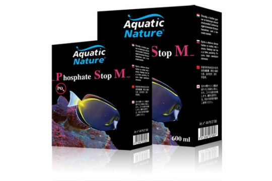 PHOSPHATE STOP EM 600 ml AQUATIC NATURE
