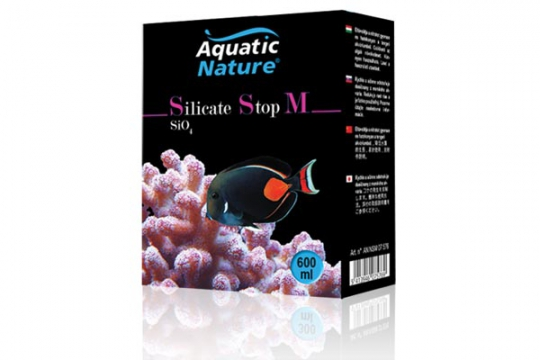 SILICATE STOP EM 600 ml AQUATIC NATURE