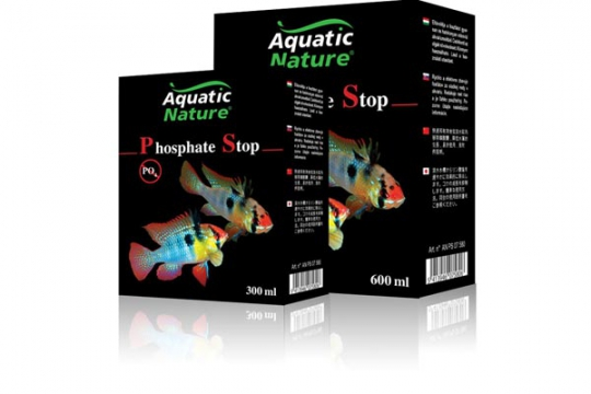 PHOSPHATE STOP ED 600 ml AQUATIC NATURE