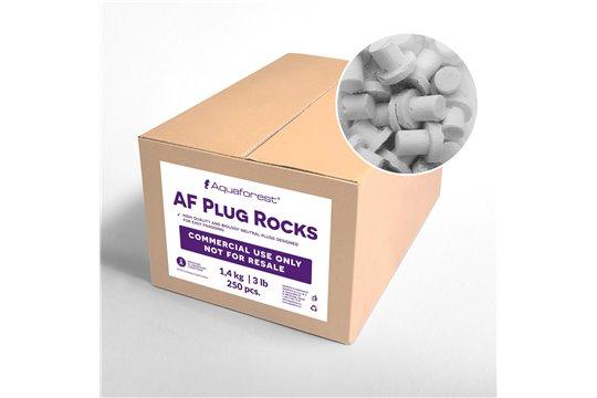 AQUAFOREST AF PLUG ROCKS 250 pcs COMMERCIAL