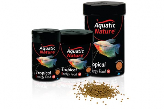 TROPICAL ENERGY FOOD M 190 ml AQUATIC NATURE