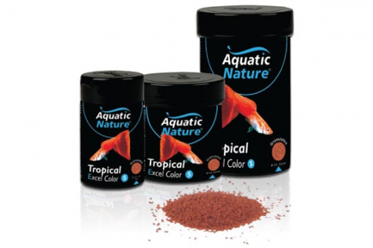 TROPICAL EXCEL COLOR S 190 ml AQUATIC NATURE