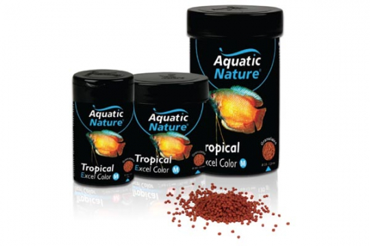 TROPICAL EXCEL COLOR M 190 ml AQUATIC NATURE