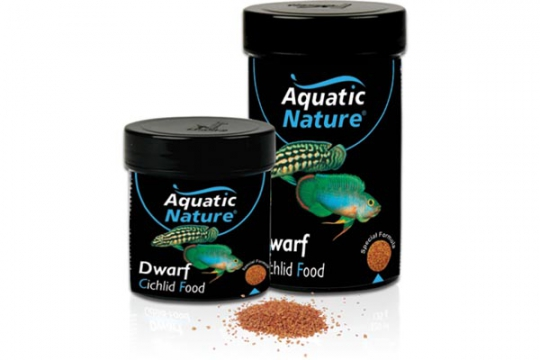 DWARF CICHLID FOOD 190 ml AQUATIC NATURE
