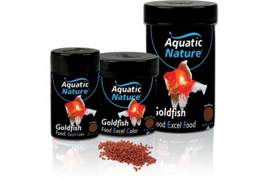 GOLD FISH EXCEL COLOR 190 ml AQUATIC NATURE