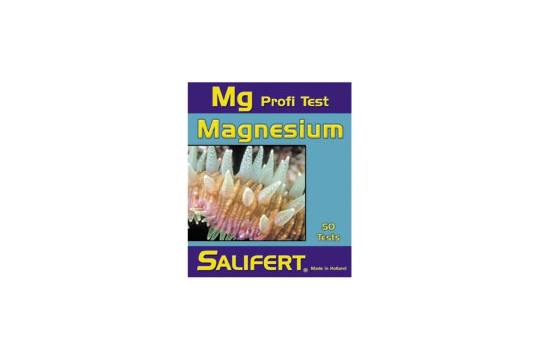 Test magnesium salifert 50 tests