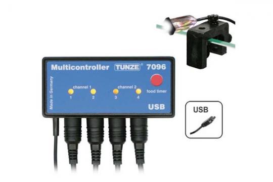 MULTI CONTROLLEUR 7096 TUNZE