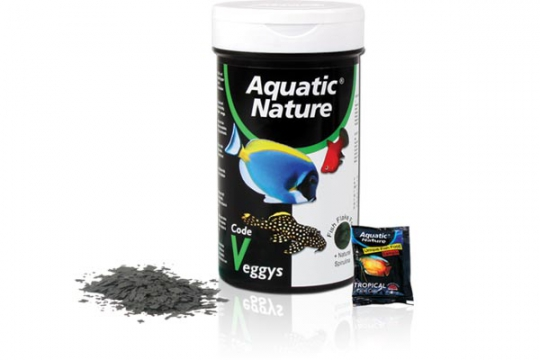 CODE VEGGYS FLAKE 320 ml/50 g AQUATIC NATURE