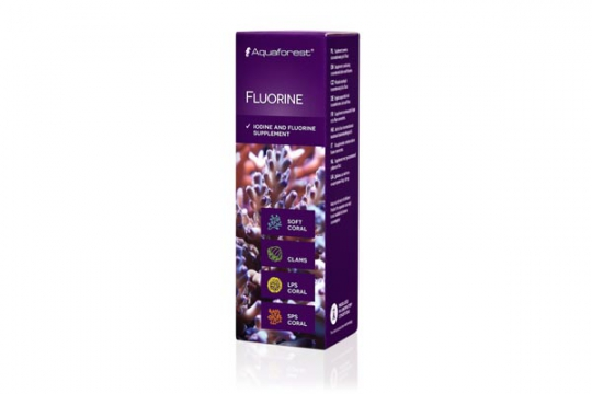 FLUORINE 10 ml AQUAFOREST