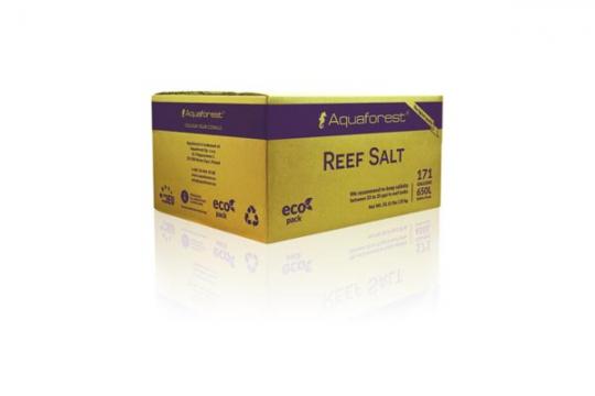 SEL REEF SALT BOX 25 kg AQUAFOREST