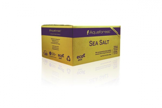 SEL SEA SALT BOX 25 kg AQUAFOREST