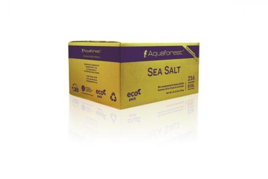 SEL SEA SALT BOX 25 kg AQUAFOREST