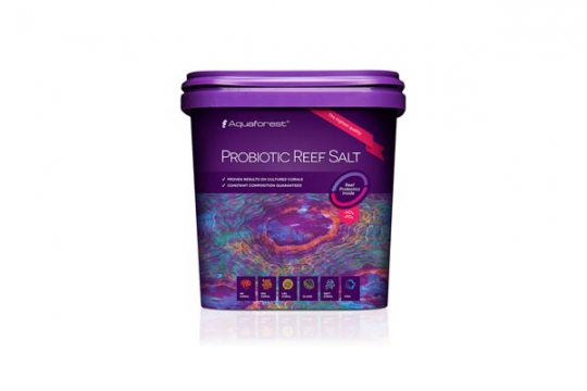 SEL PROBIOTIC REEF SALT 5 kg AQUAFOREST