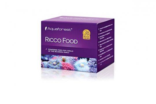 RICCO FOOD 30 g AQUAFOREST