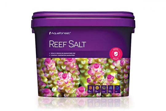 SEL REEF SALT 10 kg AQUAFOREST