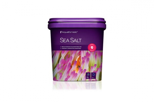 SEL SEA SALT 5 kg AQUAFOREST