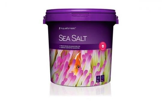 SEL SEA SALT 22 kg AQUAFOREST