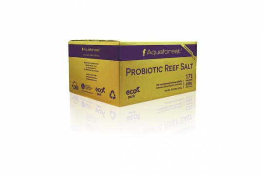 SEL PROBIOTIC REEF SALT 25 kg AQUAFOREST