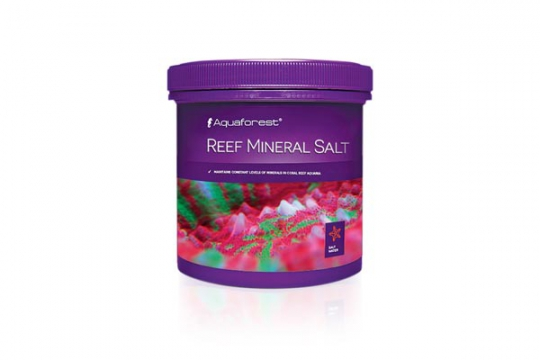 REEF MINERAL 400 g AQUAFOREST
