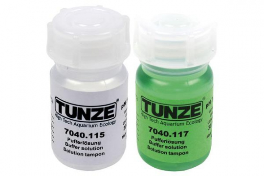 SOLUTION ETALONNAGE PH 5 ET 7 (7040.130) TUNZE -