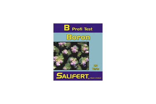 TEST BORON SALIFERT 25 TESTS